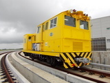 Rail inspection vehicle (RIV) is delivered to Taiwan airport railway.のイメージ